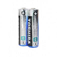 Алкалиновая батарейка Toshiba AA