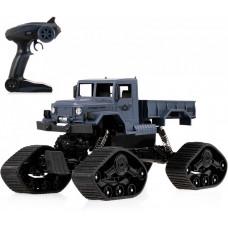 Радиоуправляемый гусеничный краулер-амфибия 4WD 1:12 - ZG-C1231WS-GREY