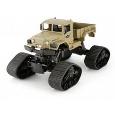 Радиоуправляемый гусеничный краулер-амфибия 4WD 112 - ZG-C1231WS