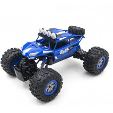 Радиоуправляемый краулер амфибия Zegan Blue 4WD 1:12