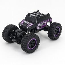 Радиоуправляемый краулер Hummer H2 Purple 1:14