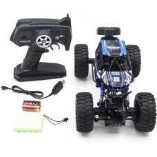 Радиоуправляемый краулер MZ Blue Climbing Car 1:14 - MZ-2838-B