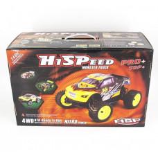 Радиоуправляемый внедорожник HSP Electric Off-Road KidKing 4WD 1:16 - 94186-18693
