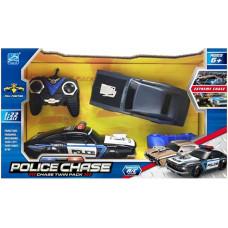 Набор из двух р/у машин Police Chase 1:20 - YD898-MJ1995A