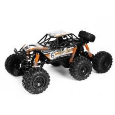 Радиоуправляемый краулер-амфибия 6WD Orange 1:8