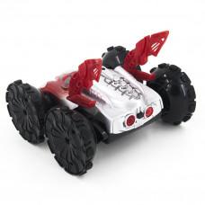 Радиоуправляемая машина-перевертыш амфибия YED Red Aqua Stunt