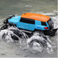 Радиоуправляемая машина амфибия YED Jeep Toyota