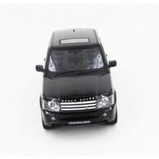 Радиоуправляемая машина MZ Land Rover Sport Black 1:14