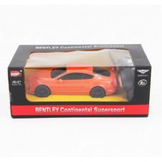 Р/у машина MZ Bentley Continental 1:24