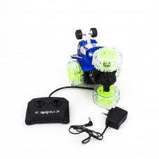 Радиоуправляемая трюковая машинка-перевертыш RD650-B