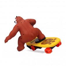 Радиоуправляемый медведь на скейтбордe Magic Bear