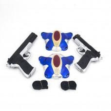 """Игровой набор из пистолетов """"Лазерный бой S.W.A.T."""""""