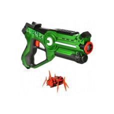 Лазерный бой с жуком
