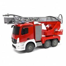 Р/у пожарная машина Mercedes-Benz Actros 1:20 - E527-003