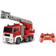 Радиоуправляемая пожарная машина Double E 1:20 - E567-003