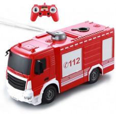 Радиоуправляемая пожарная машина Double E 1:26 - E572-003