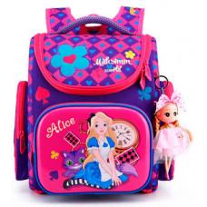 """Детский ортопедический рюкзак """"Алиса"""""""