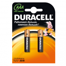Алкалиновая батарейка Duracell AAA