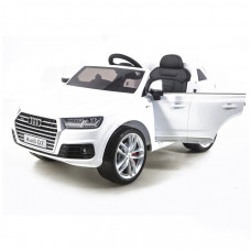 Электромобиль AUDI Q7 White LUXURY