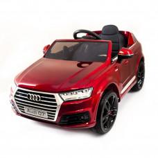 Электромобиль AUDI Q7 Red LUXURY