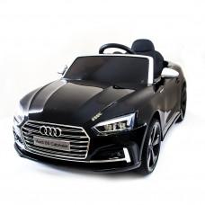 Электромобиль AUDI S5 Cabriolet Black 2WD