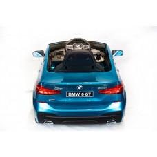 Электромобиль BMW 6 GT Blue