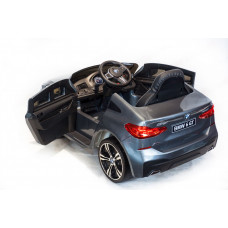 Электромобиль BMW 6 GT Grey