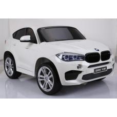 Электромобиль BMW X6M White