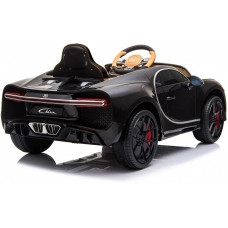Электромобиль Bugatti Chiron Black