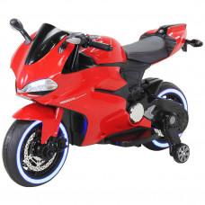 Детский электромотоцикл Ducati Red