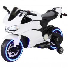 Детский электромотоцикл Ducati White