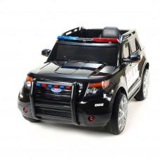 Электромобиль Ford Explorer Police Black