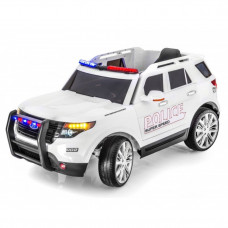 Электромобиль Ford Explorer Police White