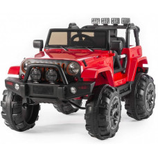 Электромобиль Red Jeep 2WD BDM0905
