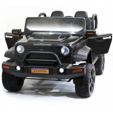 Электромобиль Jeep Hunter Black 4WD