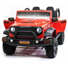 Электромобиль Jeep Hunter Red 4WD