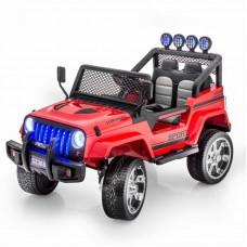 Электромобиль Jeep Red 4WD