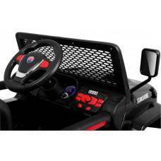 Электромобиль Jeep Black 4WD