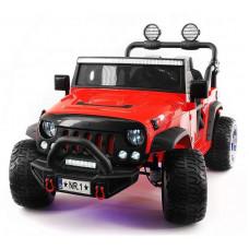 Электромобиль Jeep Wrangler Red 2WD