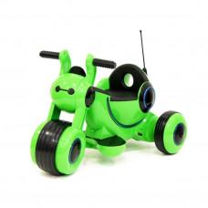 Детский электромотоцикл HL300 Green
