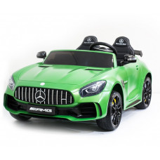 Электромобиль Harley Bella Mercedes-Benz GT R Green 4x4 MP3