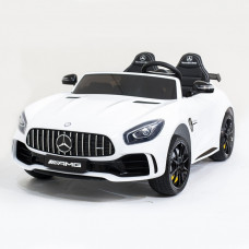 Электромобиль Harley Bella Mercedes-Benz GT R White 4x4 MP3