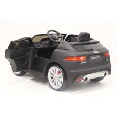 Электромобиль Jaguar F-pace Black matte