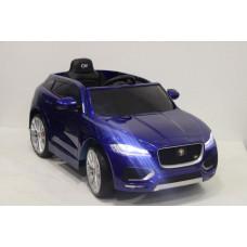 Электромобиль Jaguar F-pace Blue