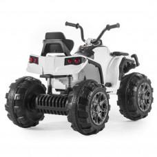 Детский квадроцикл Grizzly ATV White