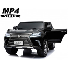 Электромобиль Lexus LX570 Black 4WD MP4