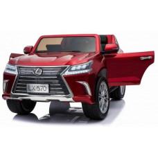 Электромобиль Lexus LX570 Red 4WD