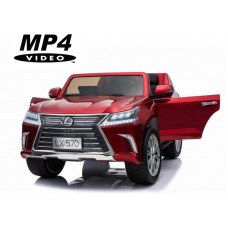 Электромобиль Lexus LX570 Red 4WD MP4