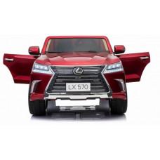 Электромобиль Lexus LX570 Red 4WD MP4
