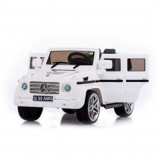 Электромобиль Mercedes Benz G55 White